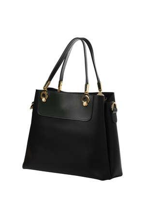 Modern womens handbag made of eco leather