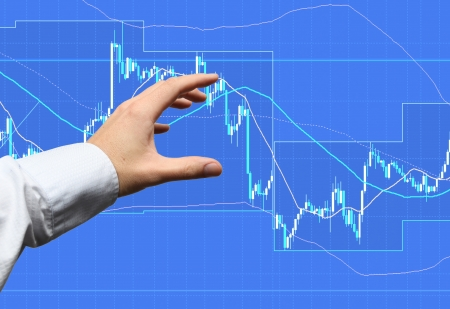 Forex trading Stock Photo - 12282533