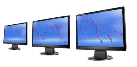Commodity trading Stock Photo - 12282606
