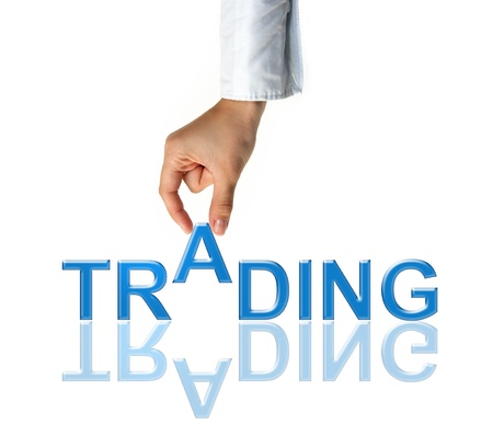 Commodity trading Stock Photo - 12282603