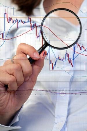 pip: Commodity trading Stock Photo