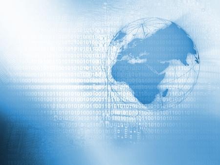 World Business Background photo