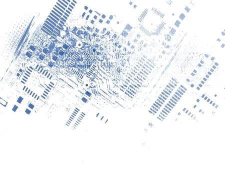 Microchip background