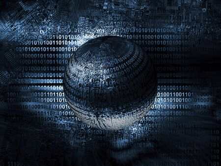 source code: Source code technology background
