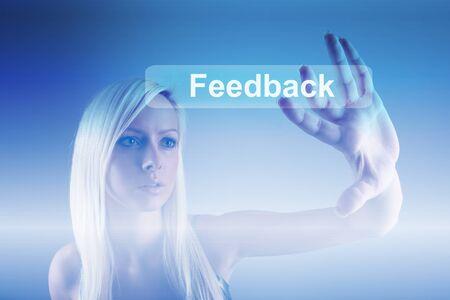 bad service: Feedback process