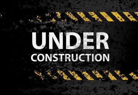 construction frame: Under Construction