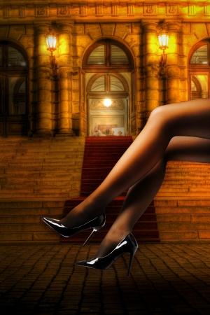 Woman Stock Photo - 17168775