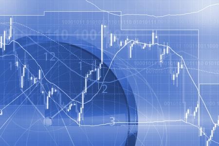 handel: Forex Trading Hintergrund Konzept