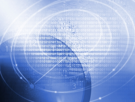 Source code technology background Stock Photo - 18850082