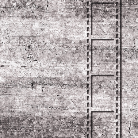 paper screens: Film grunge background with film strip