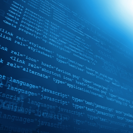 operand: Source code technology background