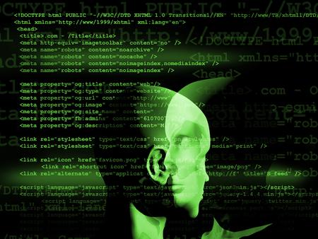 Concept d'apprentissage automatique pour améliorer l'intelligence artificielle et sa capacité de penser Banque d'images