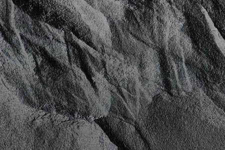 Dark stone or rock texture background. High resolution wall design texture Stock Photo