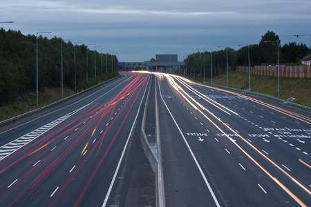 M50 Motorway photo