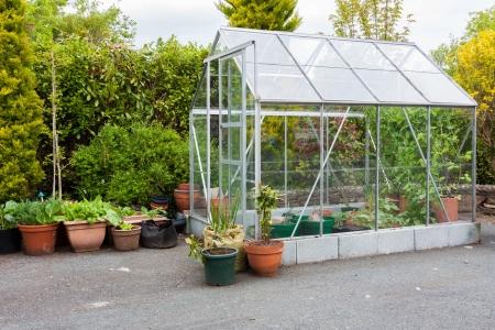 小さな家の目的の温室効果