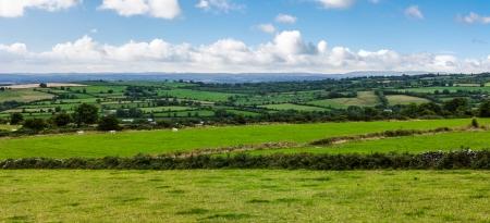 キルケニー アイルランドの郡のパノラマ ビュー