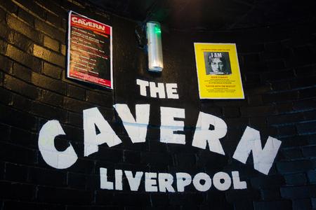 キャバーン ・ クラブでの最初の出現は 1961 年 2 月 9 日、リバプール、イングランド - 2014 年 3 月 31 日: ザ ・ ビートルズ 報道画像