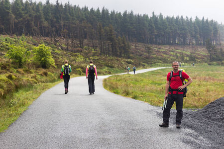 raiser: Barretstown Dublin Mountains Challenge 2014 Editorial