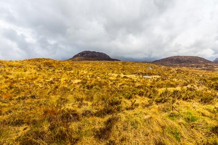 connemara: Gorgeous view of Diamond Hill in Connemara National Park