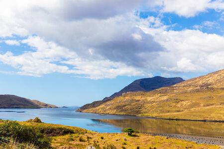 connemara: Killary Harbour and Mweelrea in Connacht