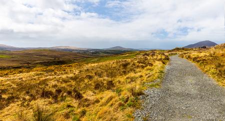 connemara: Loop walk towards Diamond Hill in Connemara National Park