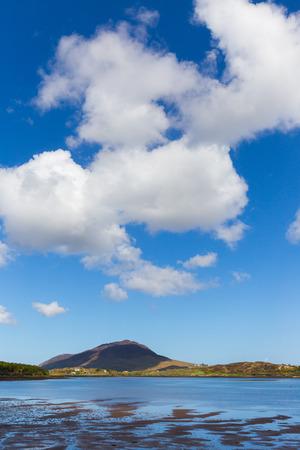 connemara: View of Dawros Beg in Connacht