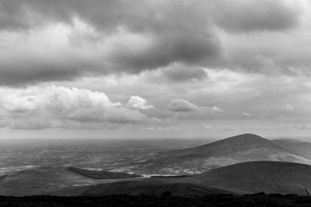 blackrock: Blackstairs Mountains in Carlow and Wexford