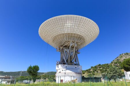 complex system: The Madrid Deep Space Communications Complex is a ground station located in Spain.