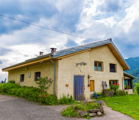 Rustic B&B Las Trinquades in Boussenac in the Pyrenees in France