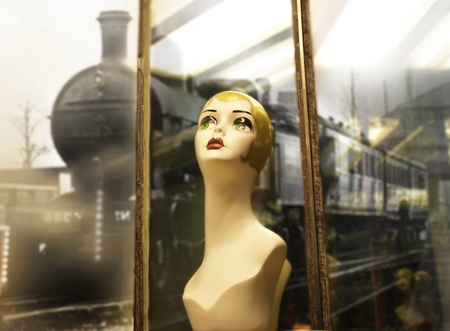 steam mouth: Nouveau mannequin