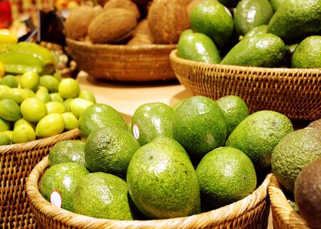 exotics: A variety of Passion Fruit and other exotic fruits