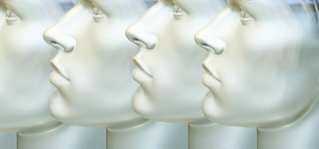 Photo detail of mannequin Stock Photo - 12177568