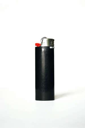 encendedores: más ligero negro sobre fondo blanco