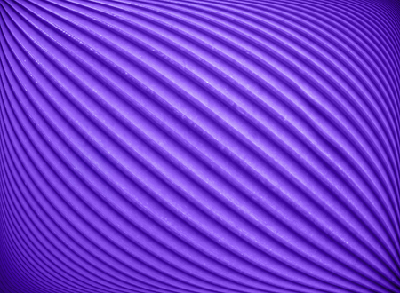 roundish: Abstract background of  roundish optical effect  lines of vivid blue  Stock Photo