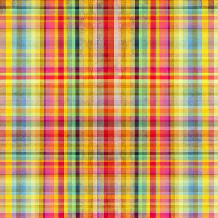 square composition: Colorful background of vector Scottish cloth in square composition