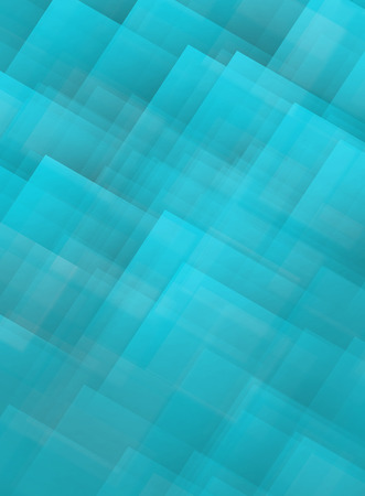 nuance: Abstract background of squares and rectangles shapes in nuance in vivid light blue color