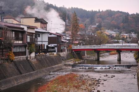 brige: Brige en Takayama en Jap�n Editorial