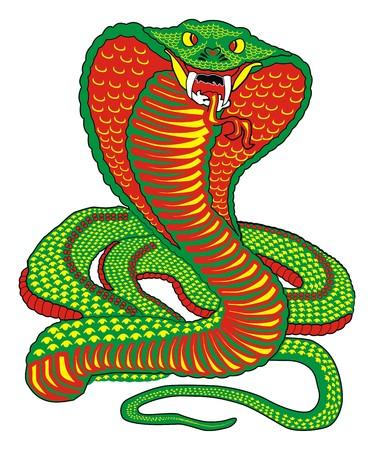 king cobra: cobra