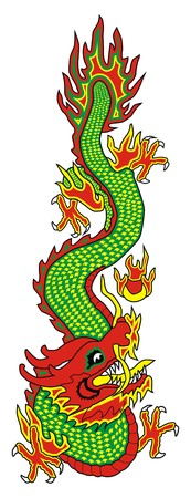 dragon Stock Photo - 7360954