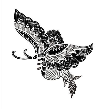 motive: butterfly