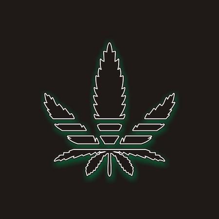 marijuana leaf photo