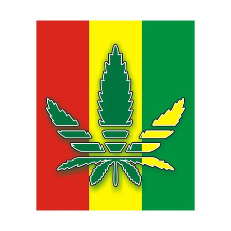 marijuana leaf photo