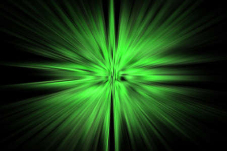 Green Laser Light Effect Background Useful For Photo Editing 写真素材
