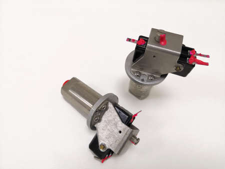 Isolated Image Of Steam Pressure Control Switch