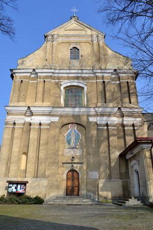 salesian: The monastery is located in Lutomiersk - Poland