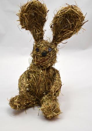 hare: Liebre - Pascua Foto de archivo