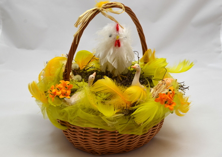 hallowed: Easter basket