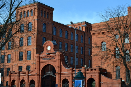 promised: Historic factory in Lodz