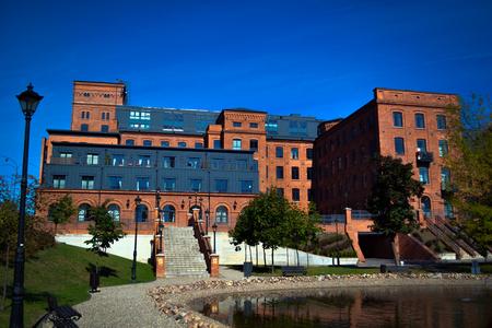 revitalization: Residential buildings