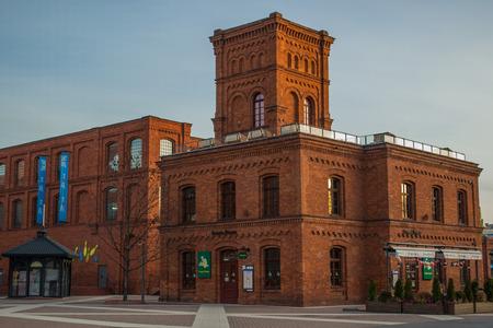 manufactory: Manufactory, Lodz, Poland